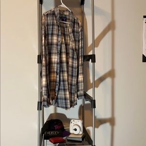 Saddlebred Button Down Flannel